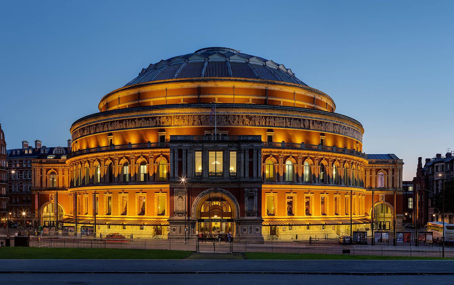 Ett konserthus i kris