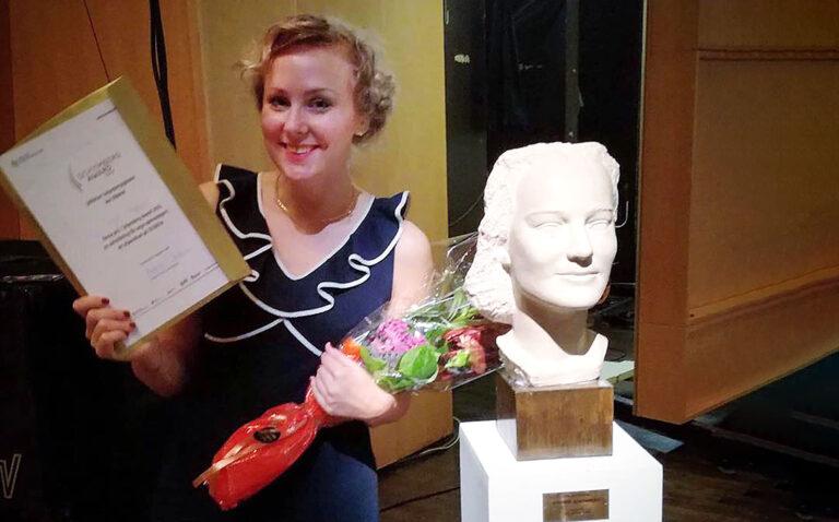 Schymberg Award-vinnaren